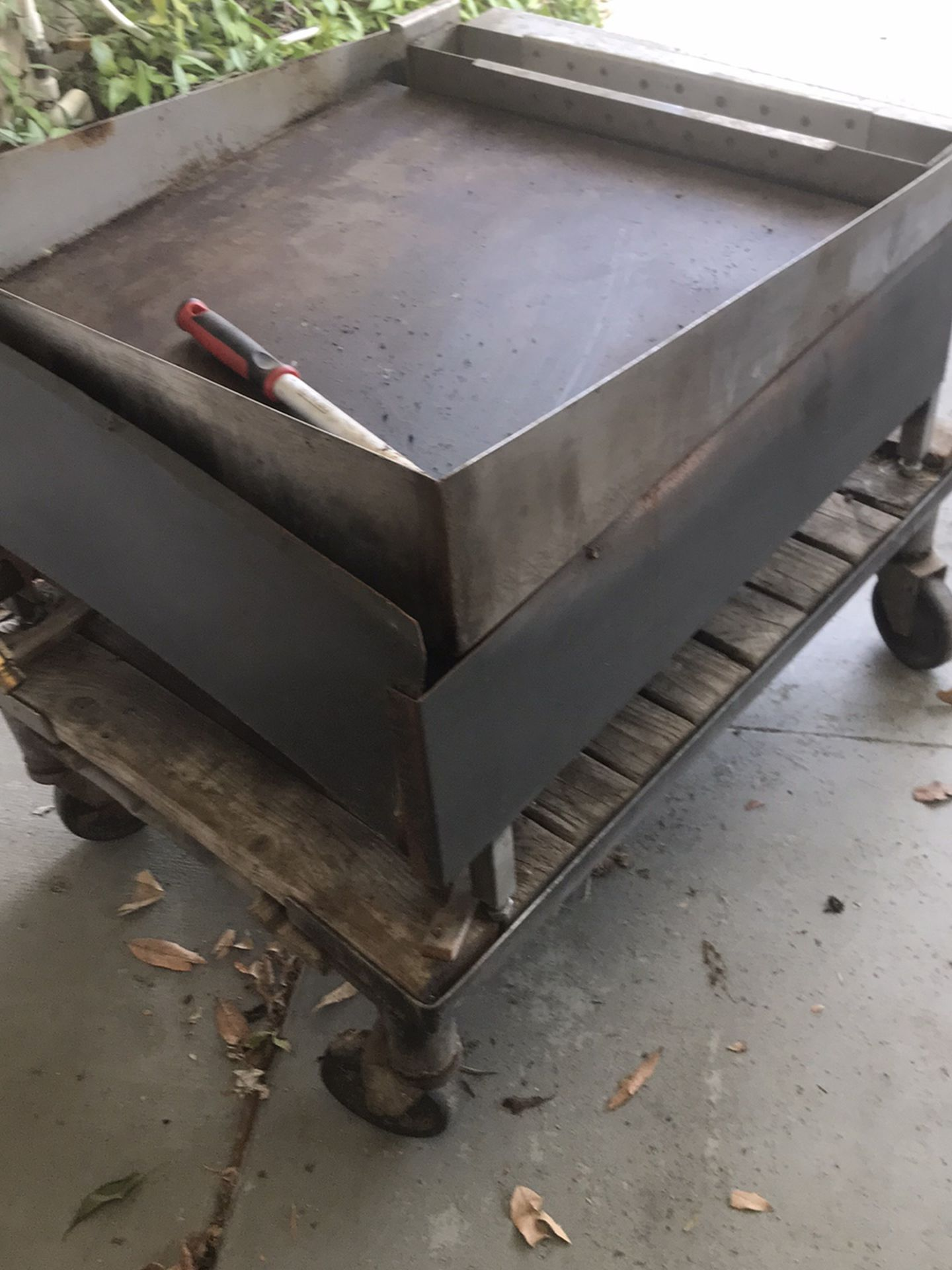 """24 """" Grill"""