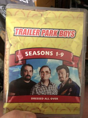 Trailer Park Boys Dressed all over Collection for Sale in Martinsburg, WV