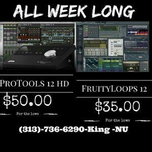 Protools12hd for Sale in Detroit, MI