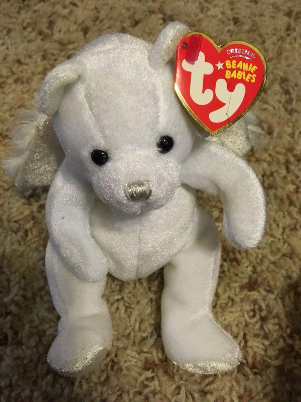 Ty heavenly bear for Sale in Toledo 8344de23260e