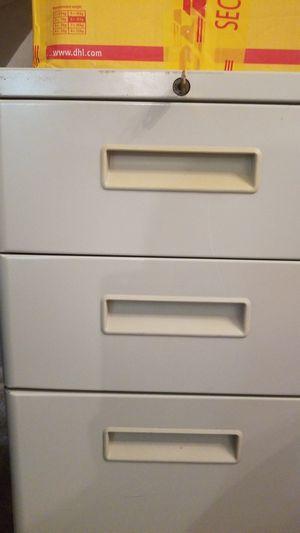 Ped file cabinet for Sale in Alexandria, VA