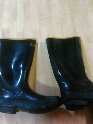 Men's size 10 rubber work boots for Sale in Seattle, WA