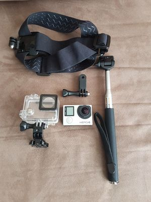 Go Pro Hero 4 silver for Sale in Orlando, FL