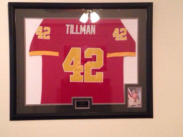 brand new 76a86 84c2c Pat Tillman ASU framed jersey for Sale in Mesa, AZ - OfferUp