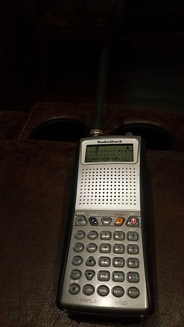 Radio shack police scanner for Sale in Delaware, OH - OfferUp