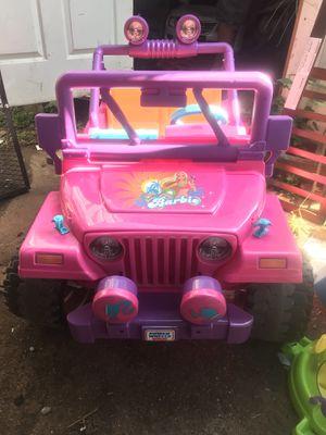 Jeep power wheels for Sale in Manassas, VA