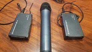 Sennheiser ew100 G1 pro wireless audio bundle for Sale in Bell Gardens, CA