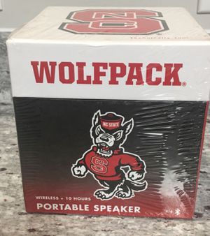 Wireless portable KUBE speaker for Sale in Apex, NC