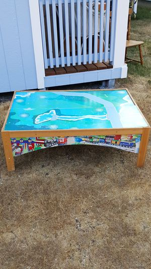 Train / Play table. for Sale in Olympia, WA