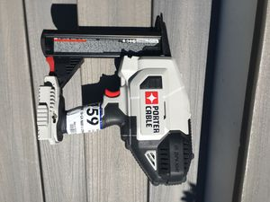 Porter cable trim nail gun 20v for Sale in Columbia, MD