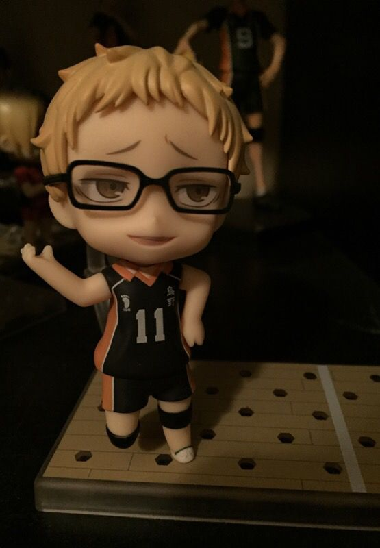 11a13bfc265 Tsukishima Kei Nendoroid Haikyuu for Sale in Tempe