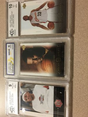 LeBron James Mint Cards for Sale in Mount Dora, FL