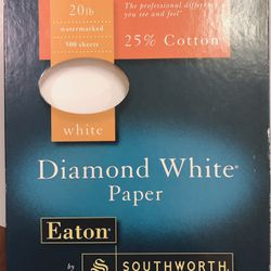 25% Cotton Business Paper For Printing Thumbnail