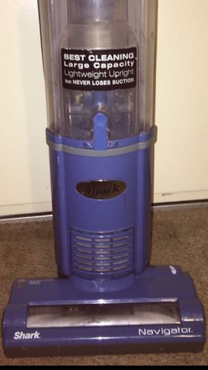 Shark Vacuum - Clean and ready to be used for Sale in San Diego, CA