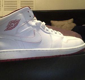 $70 Jordan shoes size 10 1/2 for Sale in Laurel, MD