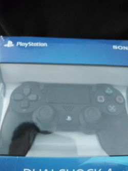 PlayStation 4 two controllers controller recharge cord headset Bluetooth Sony HDMI cord Thumbnail