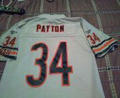 Vintage throwback Chicago bears walter Payton youth large 14-16 excellent condition all numbers and letters are stitched for Sale in PA, US