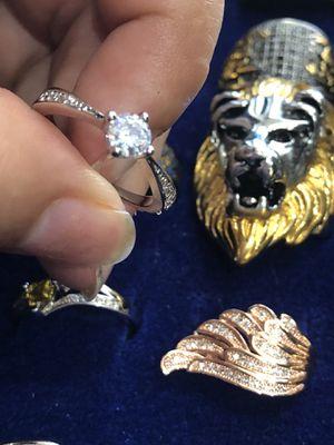 Cute wedding ring women's for Sale in FL, US