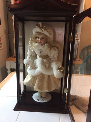 Camellia Porcelain Doll for Sale in Salt Lake City, UT