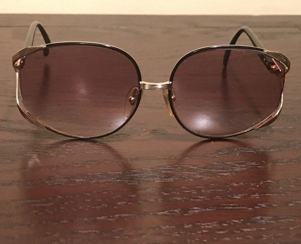 2feb6decc230 Vintage 70s/80s Christian Dior Gold Black Sunglasses for Sale in Los ...