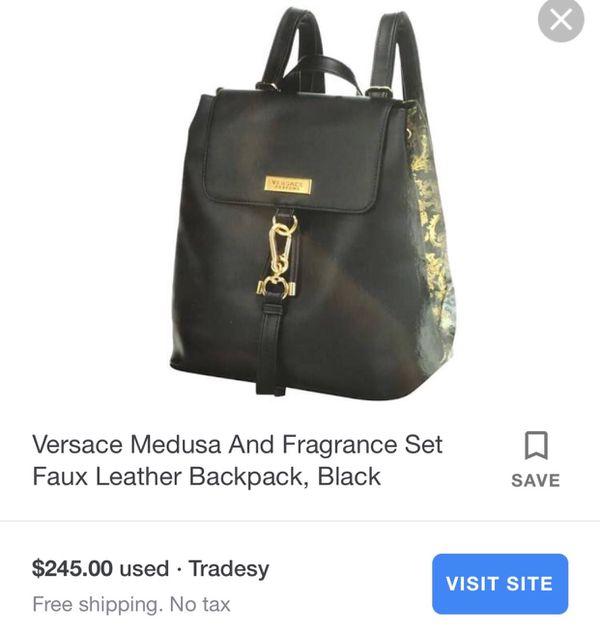 af0facc8161d Versace bag new for Sale in Sylmar