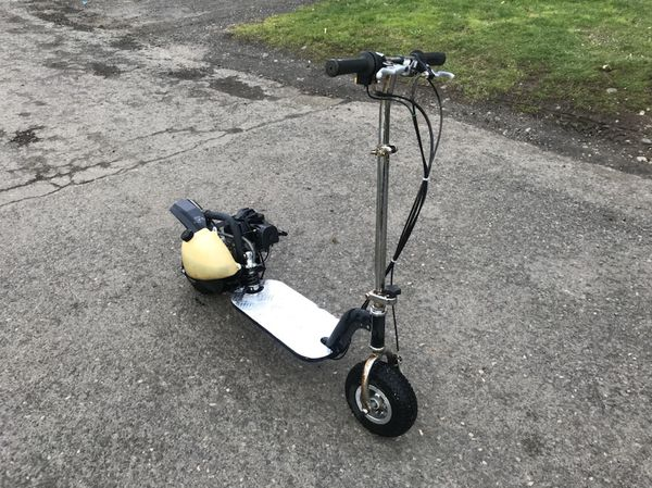 Zooma 36cc Gas Motor Scooter for Sale in Portland, OR - OfferUp