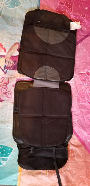 Car seat protector for Sale in Raleigh, NC