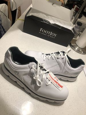 New Footjoy Pro SL golf shoes sz. 11 W for Sale in Seattle, WA