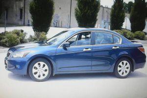 2OO8 Honda Accord EX-L for Sale in Arlington, VA