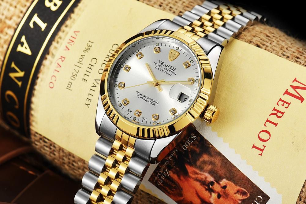 AUTOMATIC WATCH, CLASSIC STYLE