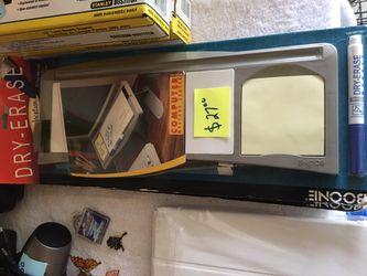 Computer Message Center - Neat Desk Thumbnail