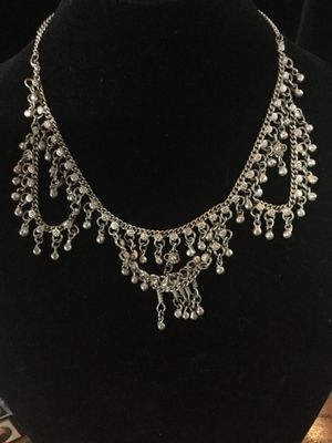 Silver necklace for Sale in San Jose, CA