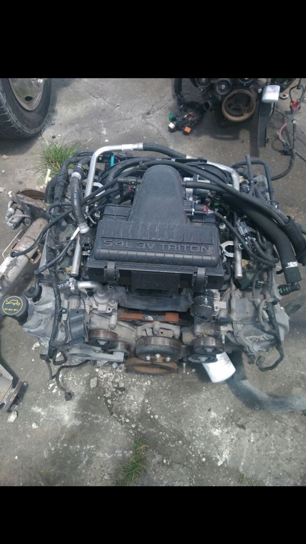 04 08 Ford F150 5 4 3 Valve Engine For Sale In Winter Park Fl