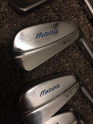 Mp-33 Mizuno Golf Club Set. for Sale in Madera, CA