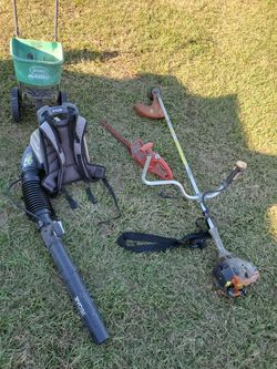 Lawn Equipment Thumbnail