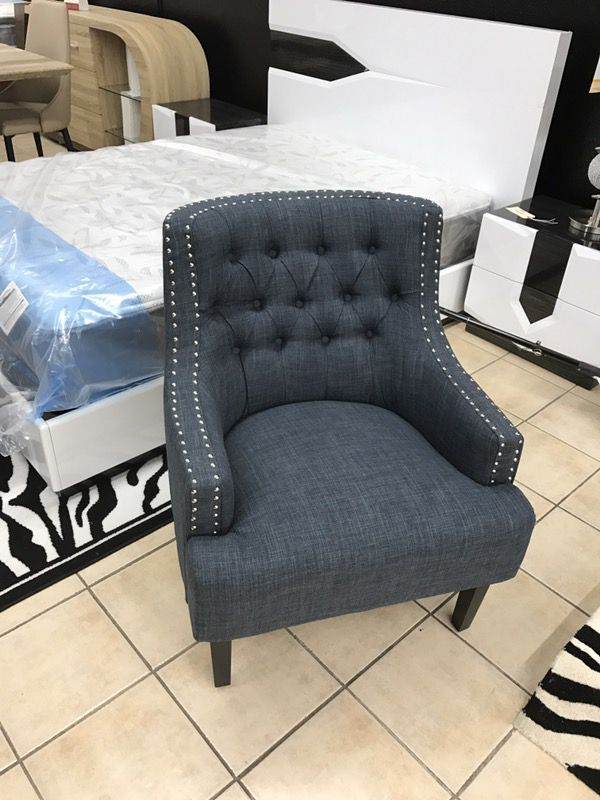 Pleasing Indigo Accent Chair For Sale In Charlotte Nc Offerup Gmtry Best Dining Table And Chair Ideas Images Gmtryco