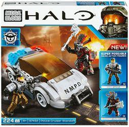 Mega Bloks Halo Police Cruiser Standoff Thumbnail