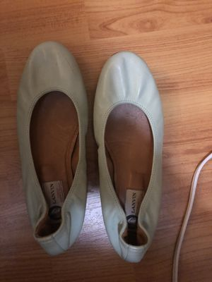 Authentic Lavin Mint Colored Ballet Flats for Sale in West Hollywood, CA