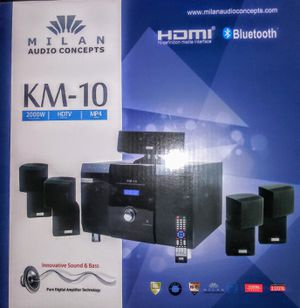 KM-10 Milan Audio Concepts for Sale in Rockville, MD