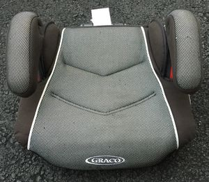 GRACO Backless Car Booster Seat ( Black Seat Cover) for Sale in Clarksburg, MD
