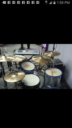 DDRUM shell pack 12tom 16floor n 22 bass for Sale in Richmond, VA