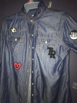 True Religion Outfit Thumbnail