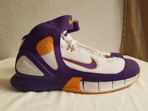 1a6e94f3b518 Nike Huarache 2K5 Kobe Bryant Size 13 Lakers for Sale in San Francisco