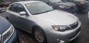 2009 Subaru Impreza 2.5L Premium Package - Manual - No accidents - GREAT SERVICE HISTORY for Sale in Fairfax, VA