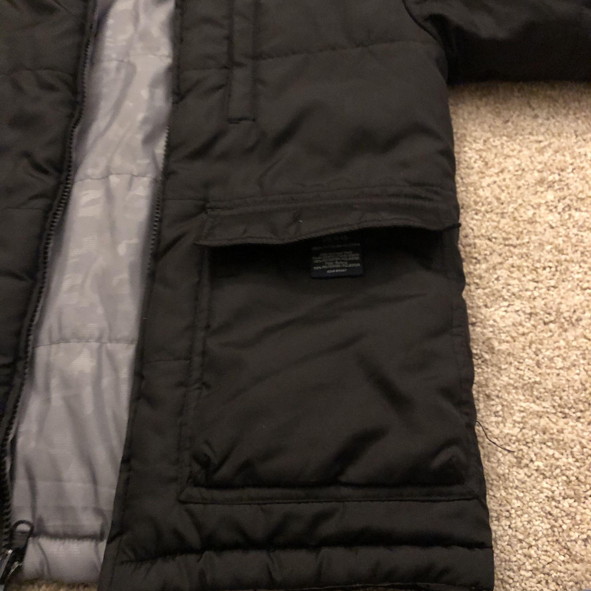 Reversible Warming Jacket For Kid