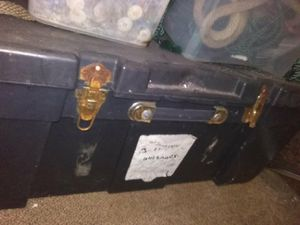 Storage trunk for Sale in Tampa, FL