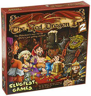 Red Dragon Inn 2 Board Game for Sale in Aurora, IL