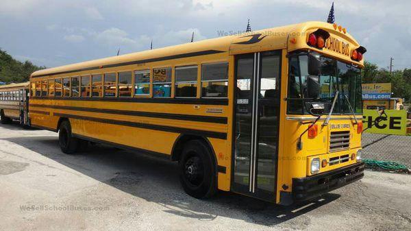 Full Size '99 Bluebird TC2000 School Bus for Sale in Hudson, FL - OfferUp