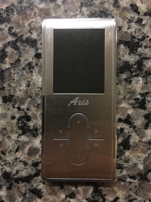 Axia - Sliver MP4 Player for Sale in Atlanta, GA - OfferUp