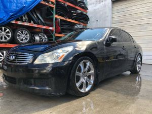 2007-2015 INFINITI G37 Q40 PART OUT! for Sale in Fort Lauderdale, FL